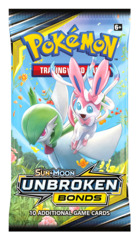 SM Sun & Moon - Unbroken Bonds (SM10) Pokemon Booster Pack