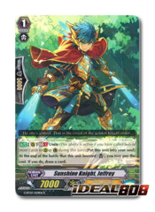 Sunshine Knight, Jeffrey - G-BT07/029EN - R