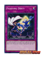 Fighting Dirty - RIRA-EN080 - Common - 1st Edition
