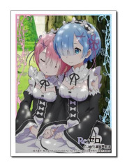 Re:ZERO -Starting Life in Another World- Rem & Ram Part.2 Vol.1143 HG Character Sleeves (60ct)