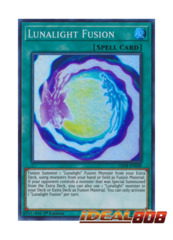 Lunalight Fusion - LED4-EN048 - Super Rare - 1st Edition