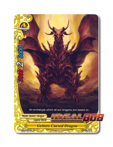 Getters Cursed Dragon - BT04/0085EN (C) Common