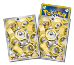 Pokemon - Card Sleeves (64ct) - Meltan [#4521329246260]