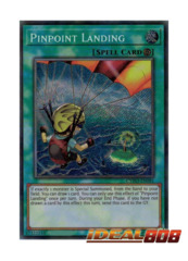 Pinpoint Landing - CYHO-EN081 - Secret Rare - Unlimited Edition