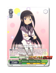 Homura Watches Over [MM/W17-E024 R] English