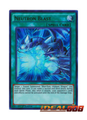Neutron Blast - DPRP-EN008 - Ultra Rare - 1st Edition