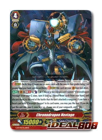 Chronodragon Nextage - G-CB04/Re:01EN - R