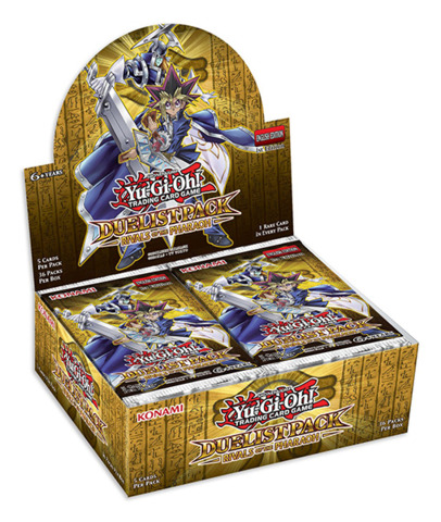 Duelist Pack: Rivals of the Pharaoh (1st Edition) - Booster Box