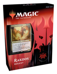 Ravnica Allegiance (RNA) Guild Kit Deck [Cult of Rakdos] * PRE-ORDER Ships Feb.22