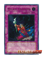 Magical Explosion - CRV-EN055 - Ultimate Rare - Unlimited Edition