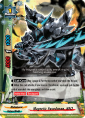 Magnetic Swordsman, NEO [S-BT02/0039EN U (FOIL)] English