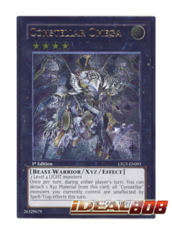 Constellar Omega - LTGY-EN091 - Ultimate Rare - Unlimited Edition