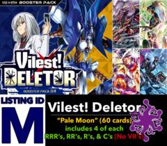 # Vilest! Deletor [V-BT04 ID (M)]