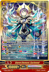Storm Element, Cycloned - V-SS05/S01EN - SGR (Special Generation Rare)