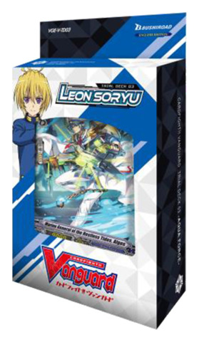 CFV-V-TD03 Leon Soryu (English) V-Trial Deck