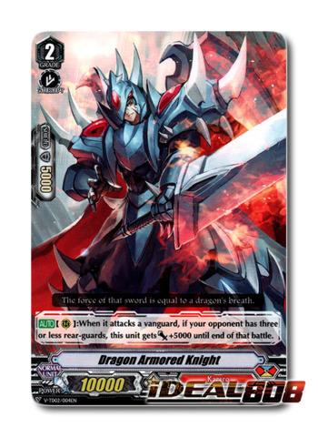 Dragon Armored Knight - V-TD02/004EN (Regular)