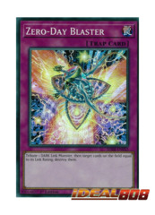 Zero-Day Blaster - SDRR-EN033 - Super Rare - 1st Edition