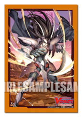 Cardfight Vanguard (70ct) Vol 369 Raven-haired Ezel Mini Sleeve Collection