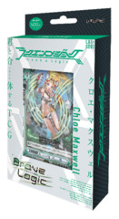 L&L-SD01 Brave Logic (Japanese) Luck & Logic Starter Deck