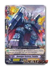 Revenger Fortress, Fatalita - TD10/008EN - TD