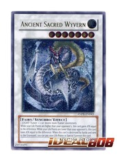 Ancient Sacred Wyvern - ANPR-EN043 - Ultimate Rare - Unlimited Edition