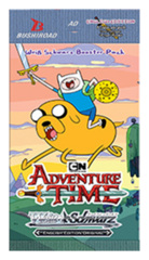 Adventure Time (English) Weiss Schwarz Booster Pack [8 Cards]