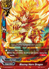 Blazing Horn Dragon [D-BT04/0081EN C] English