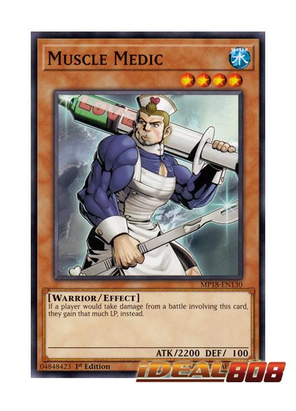 Ostinato MP19-EN232 Common Yu-Gi-Oh Card 1st Edition New