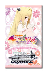 To Loveru Darkness 2nd (English) Weiss Schwarz Booster Pack