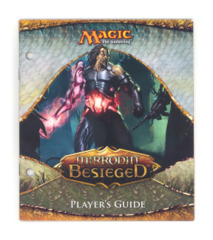 Magic the Gathering Player's Guide w/Checklist - Mirrodin Besieged