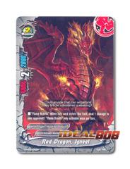 Red Dragon, Igneel - H-EB03/0045 - U - Foil