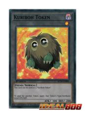 Kuriboh Token - AC19-EN003 - Super Rare - 1st Edition