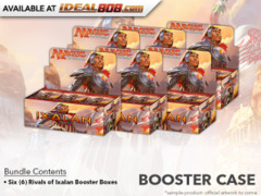 Rivals of Ixalan (RIX) Booster  Case (6 Boxes) * PRE-ORDER Ships Jan.19