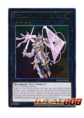 Stellarknight Triverr - NECH-EN054 - Ultimate Rare - Unlimited Edition