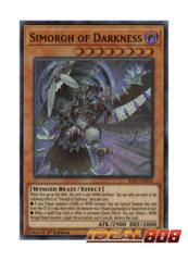 Simorgh of Darkness - RIRA-EN022 - Super Rare - 1st Edition