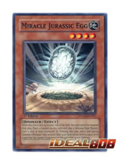Miracle Jurassic Egg - POTD-EN021 - Common - 1st Edition