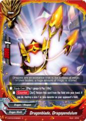 Dragonblade, Dragopendulum [D-BT04/0086EN C] English