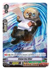 Stamp Sea Otter - V-PR/0113EN - PR (FOIL) [V-BT07]