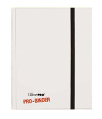Ultra Pro 9-Pocket Pro Binder - White (#82833)