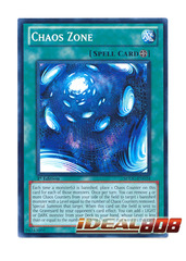 Chaos Zone - SDDC-EN024 - Common - 1st Edition