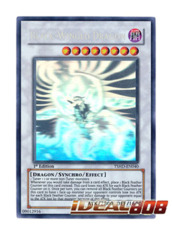 Black-Winged Dragon - TSHD-EN040 - Ghost Rare - 1st Edition