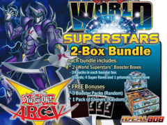 World Superstars Bundle (A) - Get x2 World Superstars Booster Boxes plus Free Gifts
