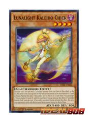 Lunalight Kaleido Chick - LED4-EN051 - Common - 1st Edition