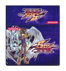 Yugioh 5D's Yusei Fudo & Stardust Dragon Paper Deck Box