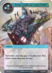 Altea, Nation of Dark Magics [CFC-035 U (Foil)] English
