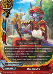 Dio Gardra [S-BT06/0010EN RR (FOIL)] English