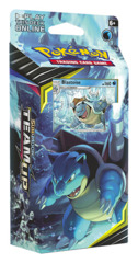 SM Sun & Moon - Team Up (SM09) Pokemon Theme Deck - Blastoise