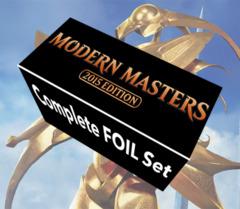 MTG Modern Masters 2015 Complete Foil NM+ Set