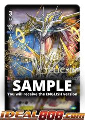 Quaking Heavenly Dragon, Astraios Dragon - V-EB13/SSR04EN - SSR (Super Special Rare)