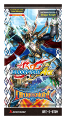 BFE-S-BT04 Drago Knight (English) Future Card Buddyfight Ace Booster Pack [5 Cards]